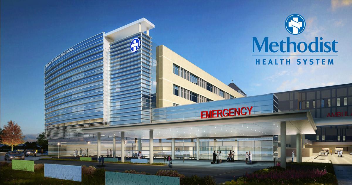 Methodist Hospital Dallas Tx Emergency Room