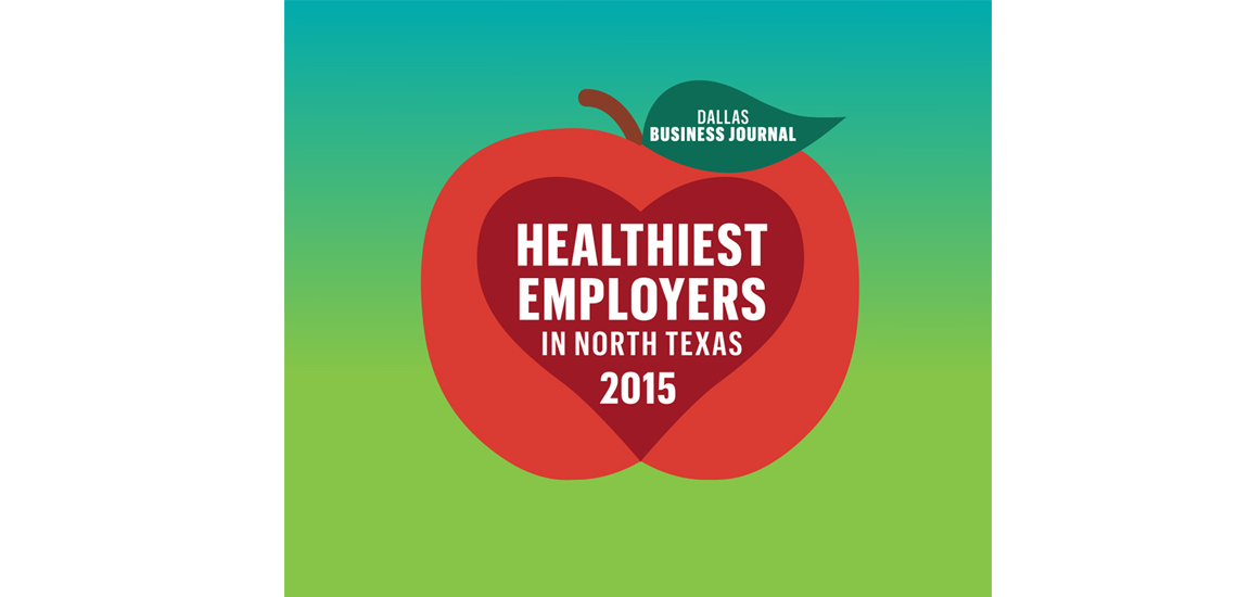 Healthiest Employer in North Texas