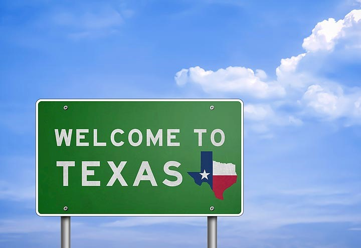 Welcome to Texas image
