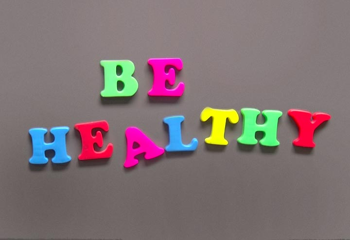 Be healthy image