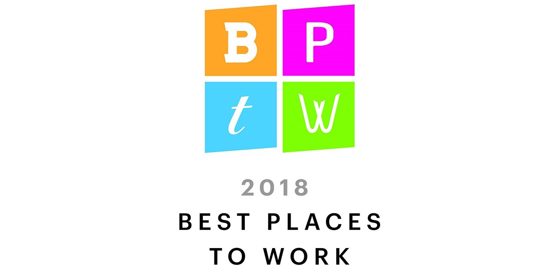 Among the Best Places to Work, 15 years straight